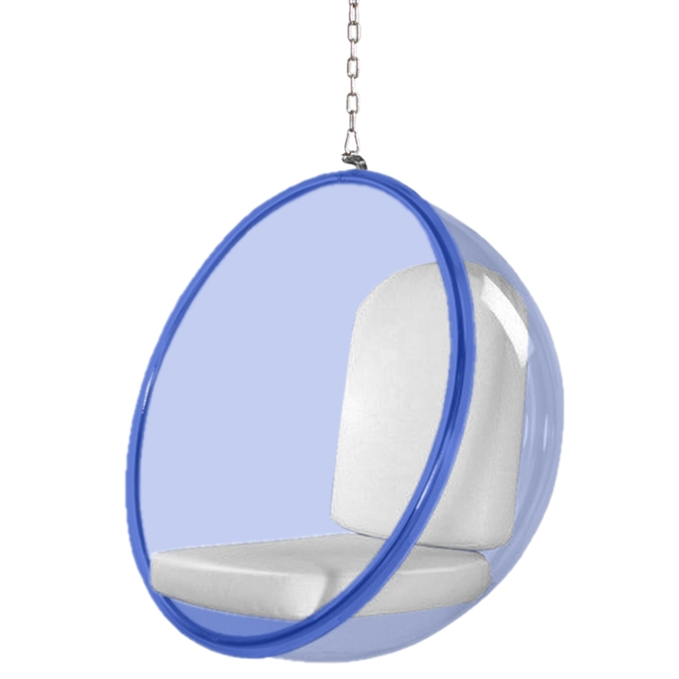 Bubble Hanging Chair Blue