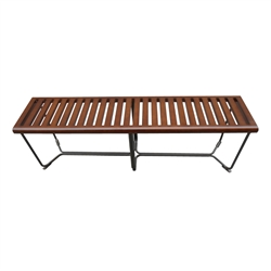 Solid Bench 60""