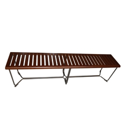 Solid Bench 72""
