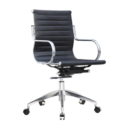 Twist Office Chair Mid Back