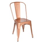 Talix Chair Copper