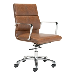 Soft Pad Office Chair Mid Back