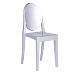 Silver Side Chair