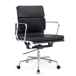 Soft Conference Office Chair Mid Back