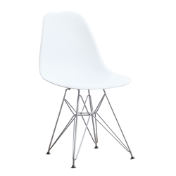 WireLeg Dining Side Chair