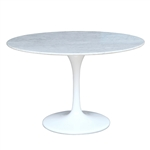 Flower Marble Table 48""