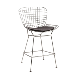 Wire Counter Height Chair