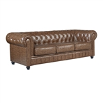 Chestfield Sofa Brown