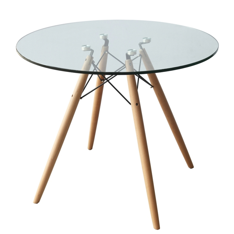 WoodLeg Dining Table 29\