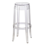 Clear Bar Stool