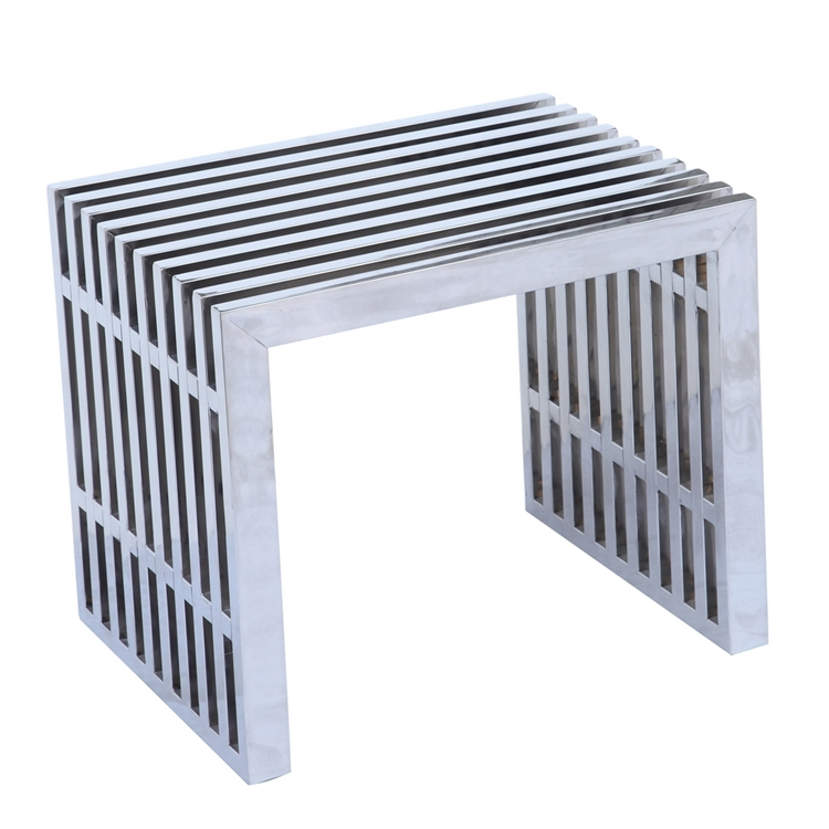 Zeta Stainless Steel Bench Short