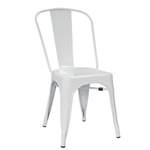 Talix Chair White