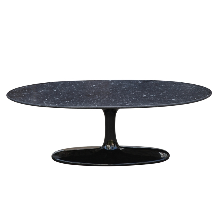 Parker Oval Marble Coffee Table Reviews: Flower Coffee Table Oval Marble Top
