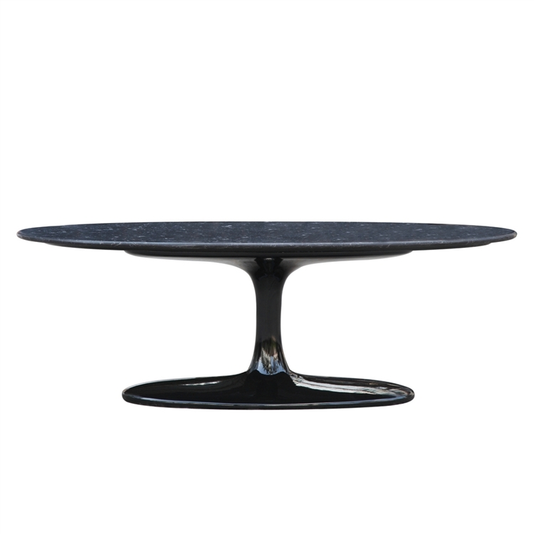 Oval Coffee Table Marble: Flower Coffee Table Oval Marble Top