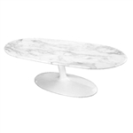 Squaval Marble Coffee Table