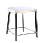 Swiss Polished Stool Chair