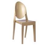 Gold Side Chair