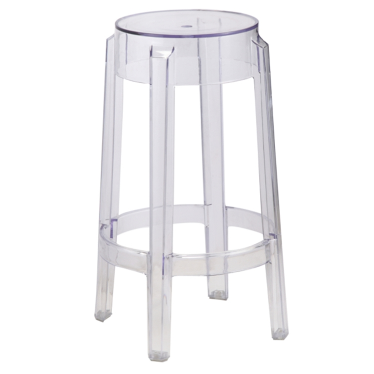 Clear Counter Stool
